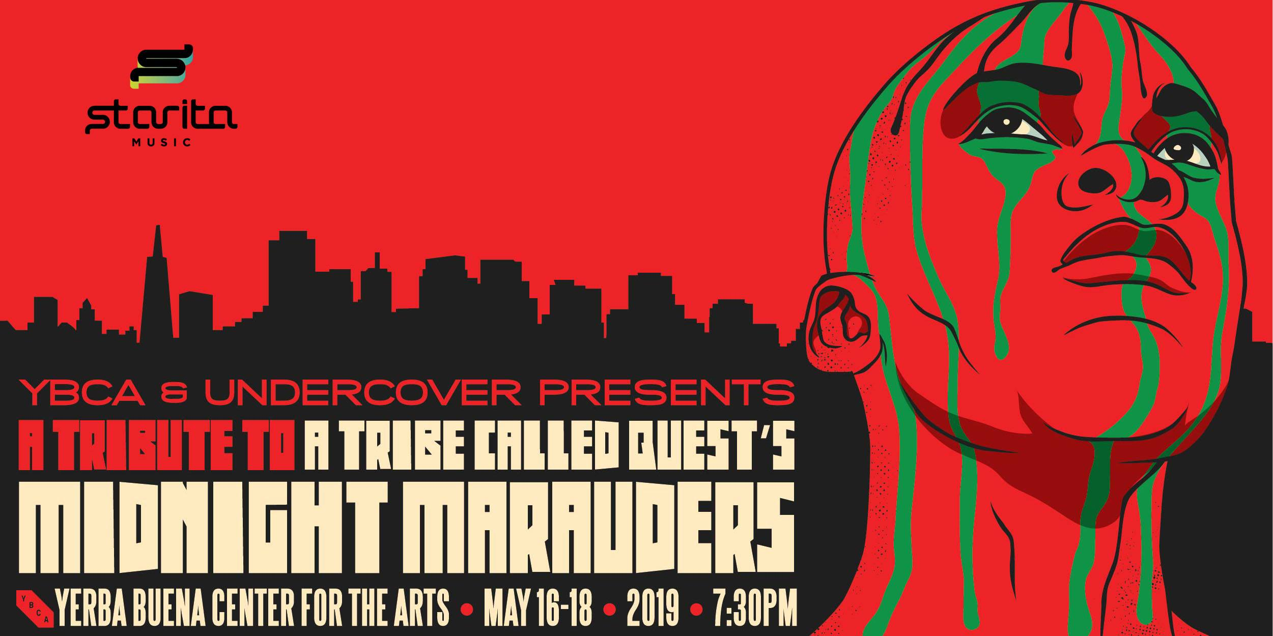 Tribute to A Tribe Called Quest's Midnight Marauders